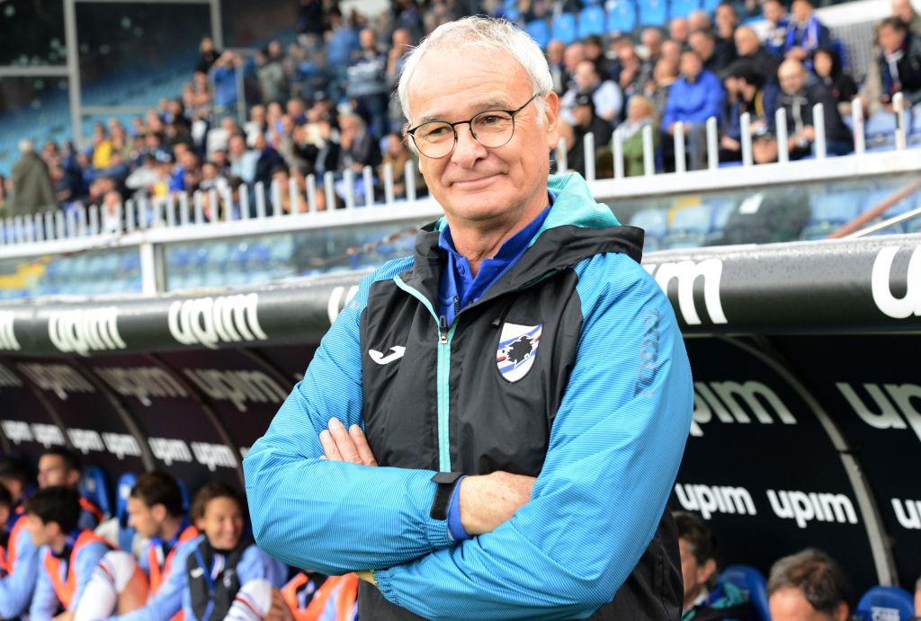 Sampdoria, Ranieri conta le assenze