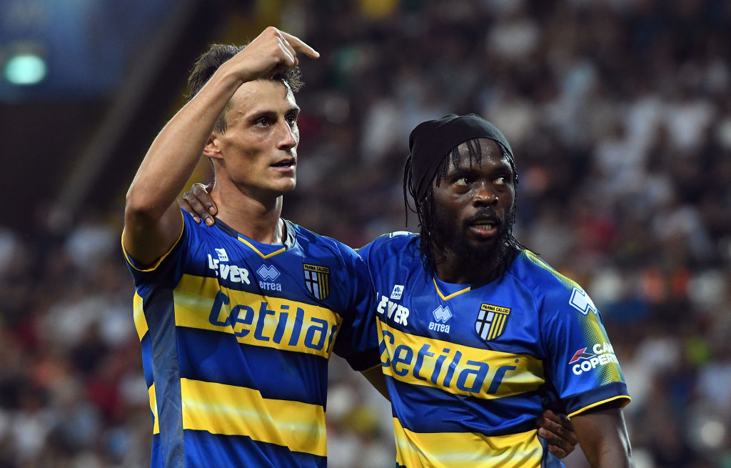 Parma Inglese