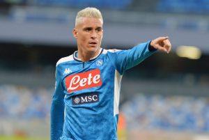 Callejon, record con il Napoli