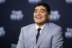 Maradona, il post per D'Alessio