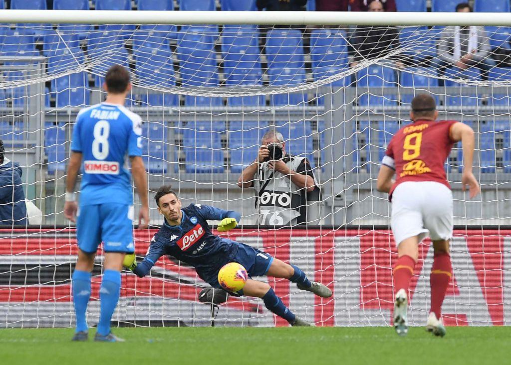 Meret out contro il Cagliari