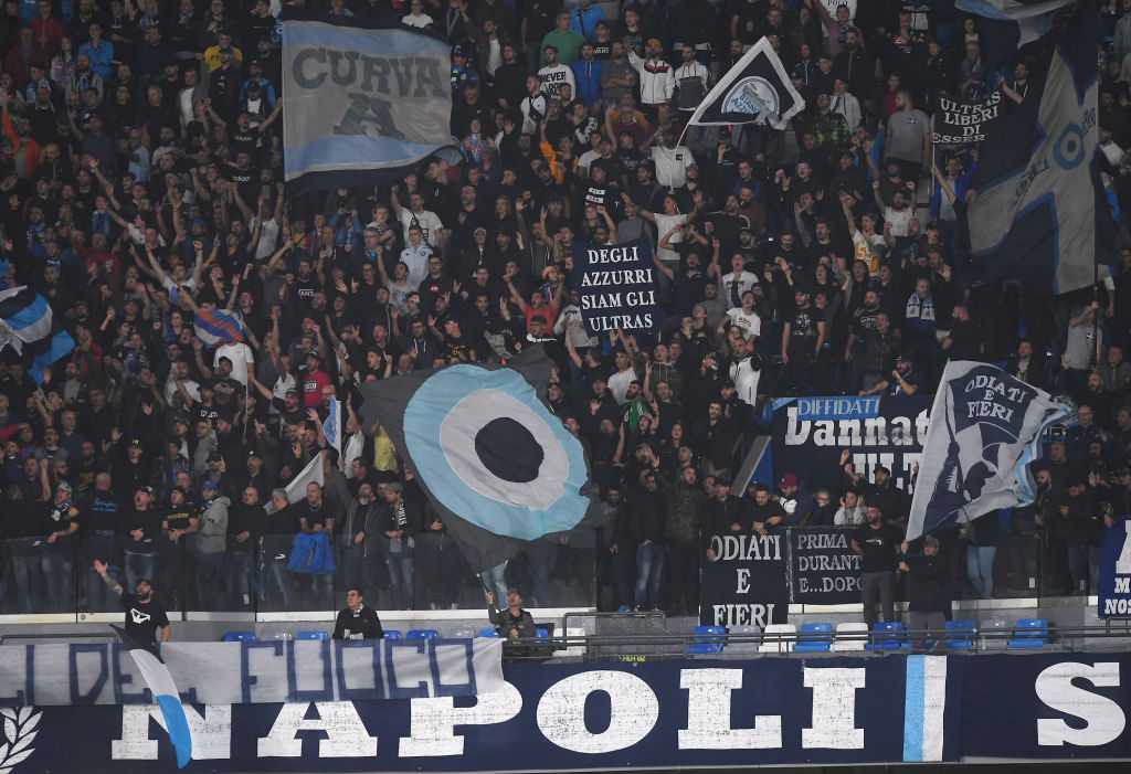 Napoli-Inter, i rimborsi