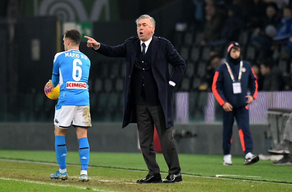 Napoli Ancelotti