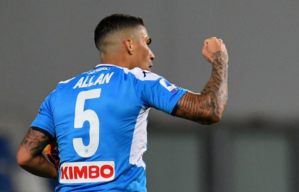 Allan rinnovi Napoli