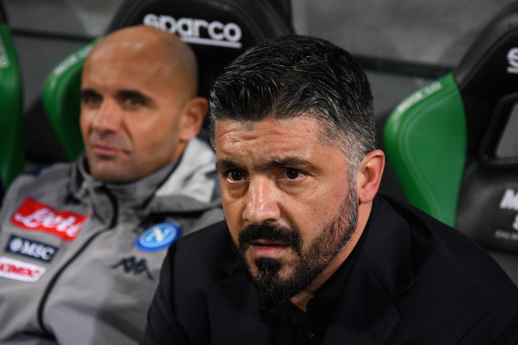 Gattuso, l'offerta del Napoli
