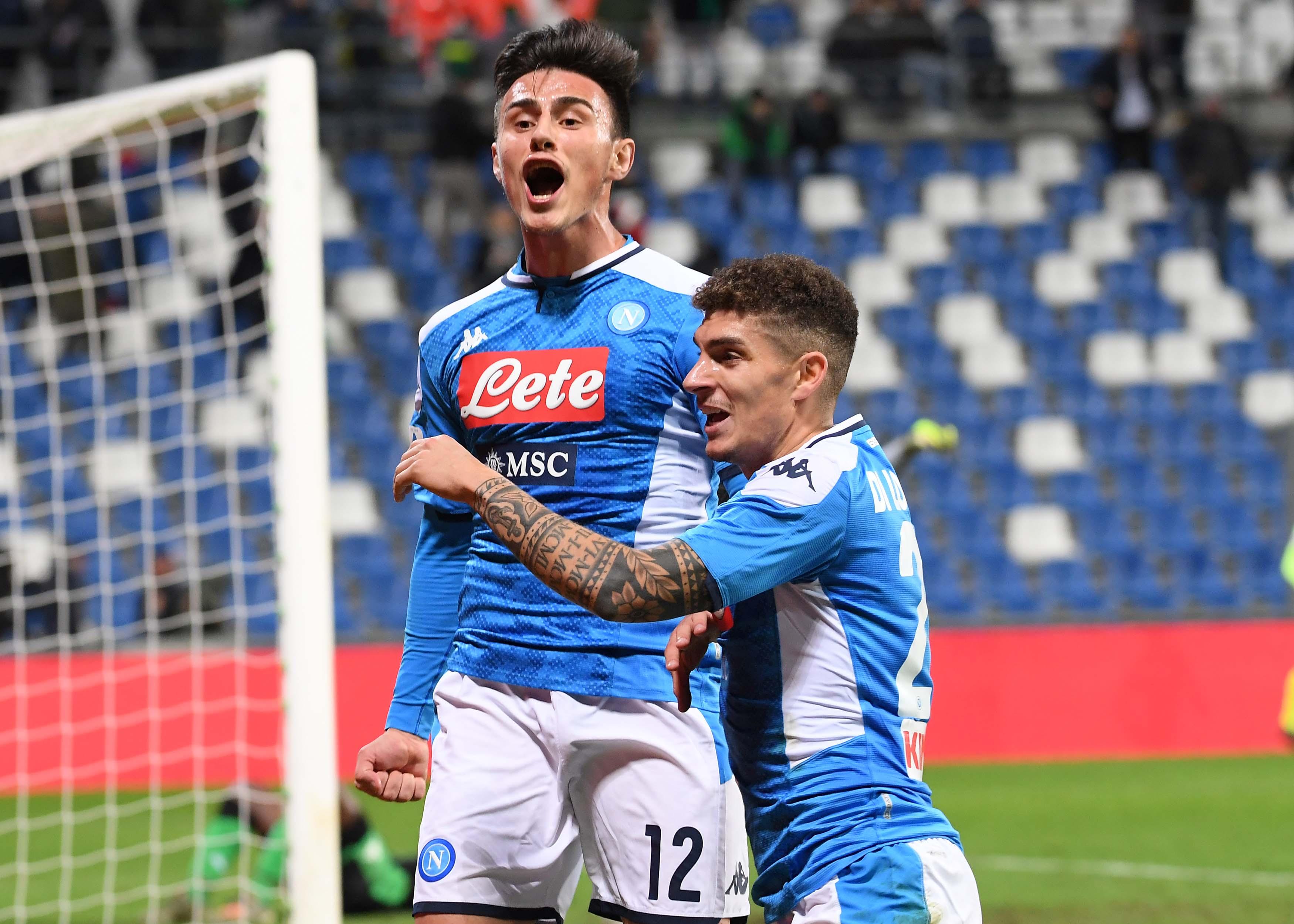 Il Napoli commenta la vittoria
