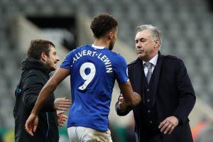Everton, le parole di Ancelotti