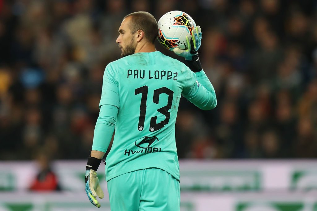 Pau Lopez