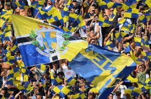 Parma, Faggiano sul momento