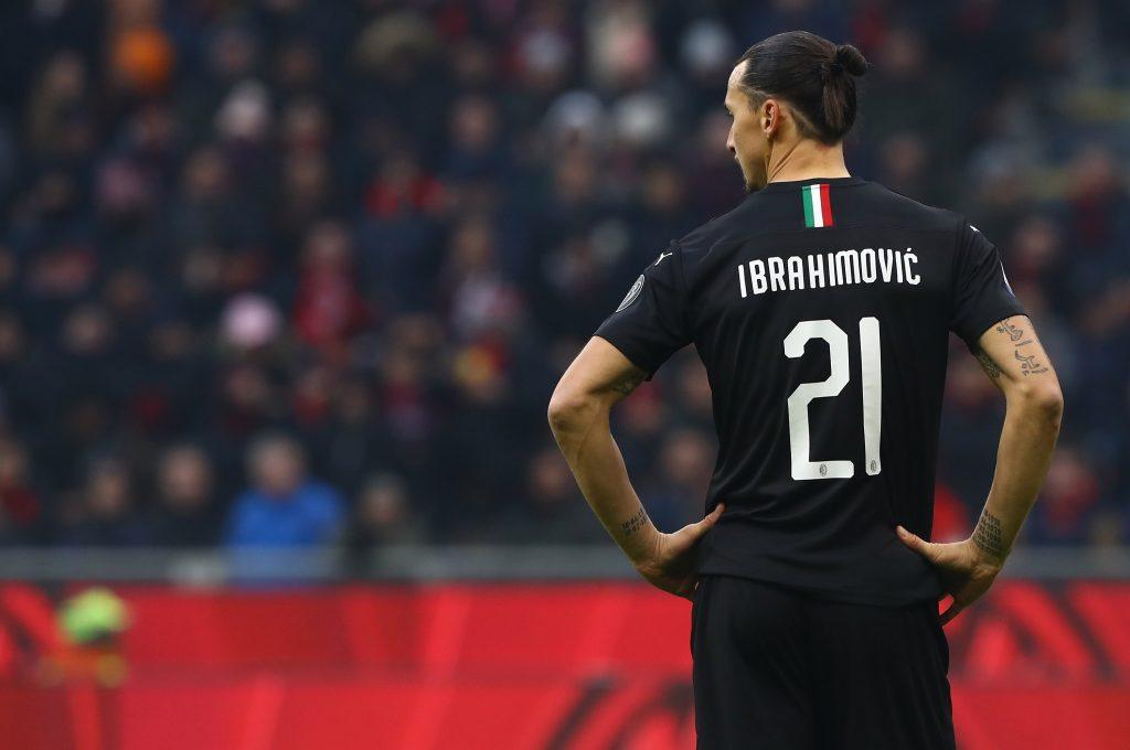 Ibrahimovic, Milan