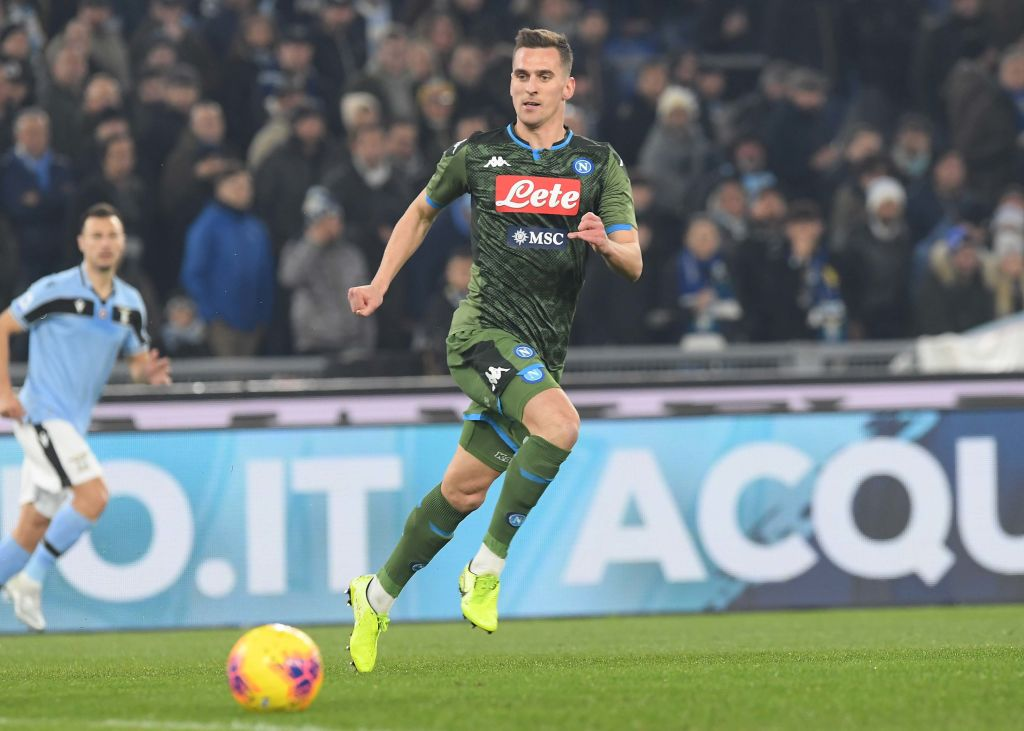 Milik,capitolo Juventus