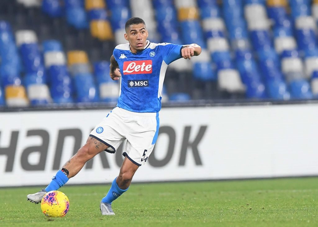 Allan Inter Napoli