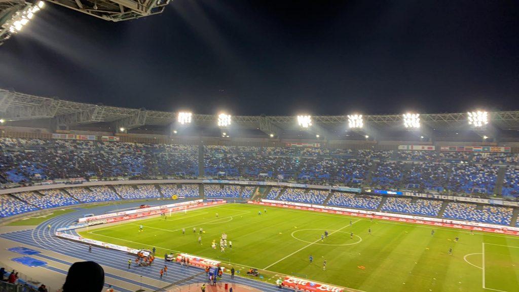 San Paolo Napoli Barcellona