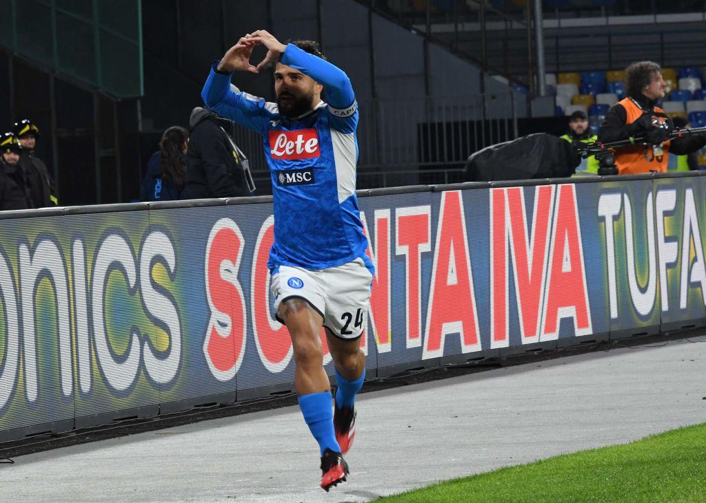 Napoli Lazio, l'analisi
