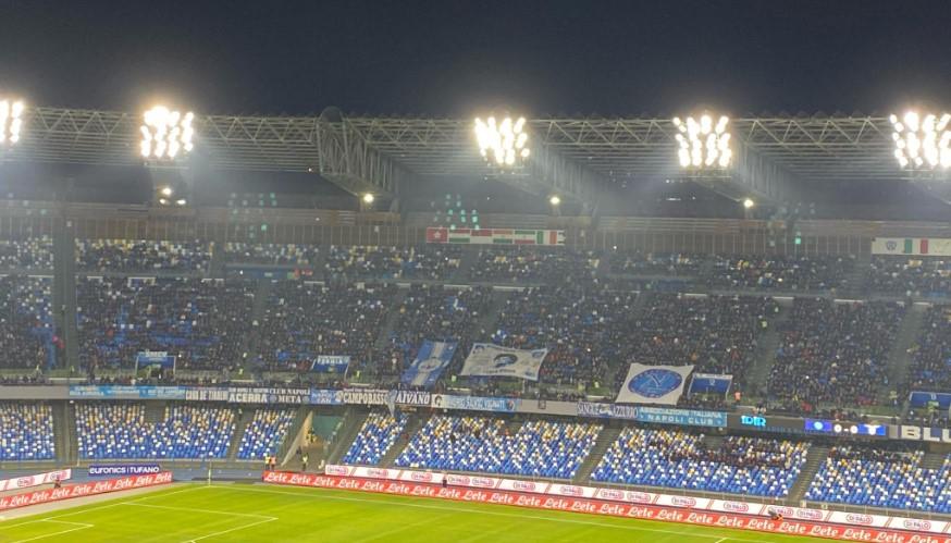 Napoli, i rimborsi per i tifosi