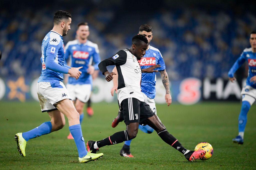 Napoli Juventus Matuidi