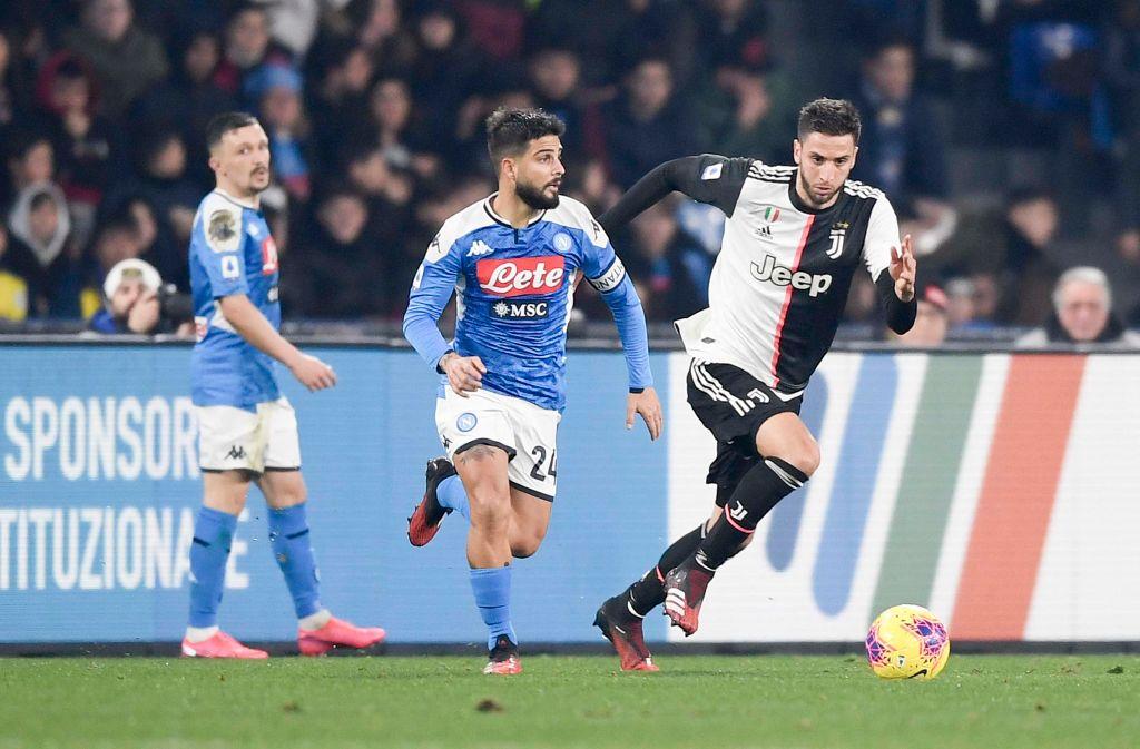 Napoli-Juventus, le probabili formazioni