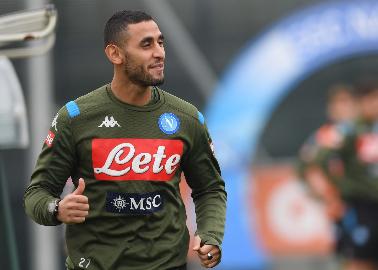 Ghoulam, le ultime sull'infortunio