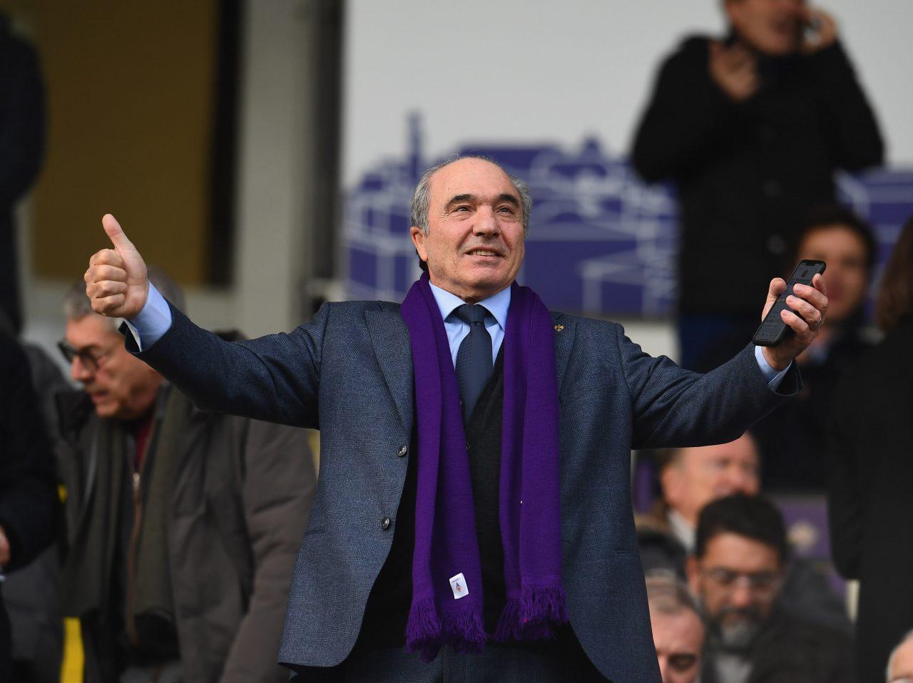 Fiorentina Commisso Sarri