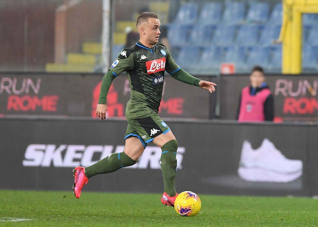 Sampdoria Napoli Lobotka