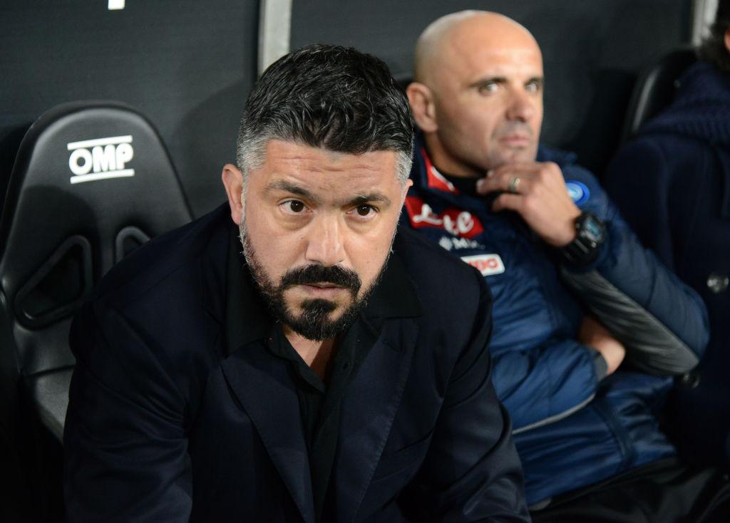 Auriemma ha parlato del futuro di Gattuso