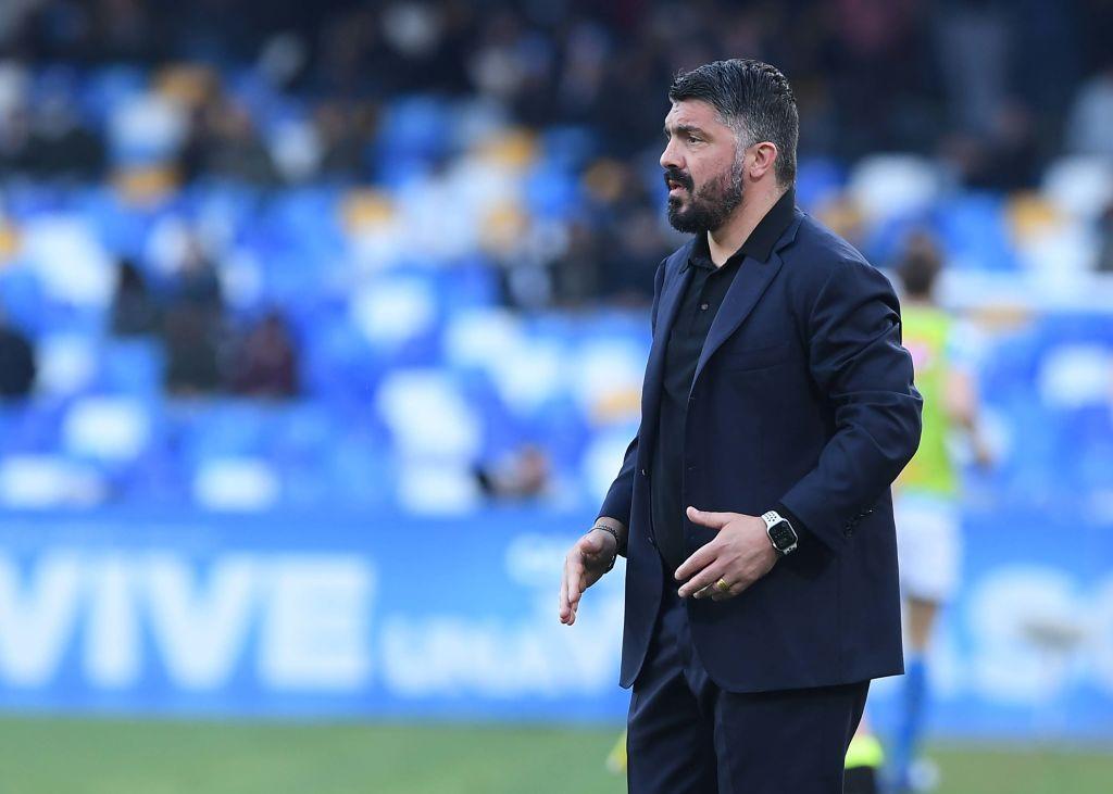 Ancelotti Gattuso, il confronto