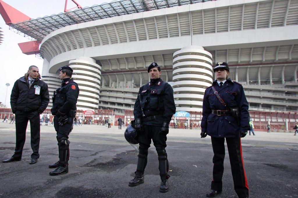 Serie A, scontro Nord Sud