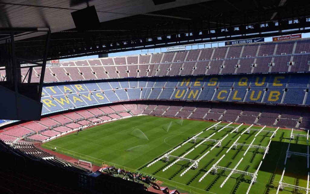Barcellona, Camp Nou