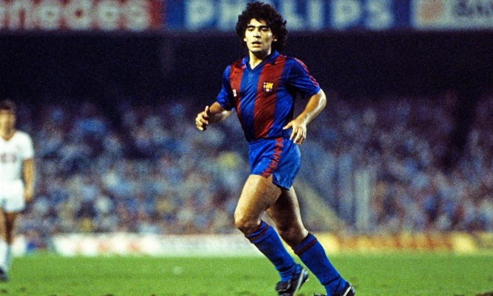 Messi Maradona, il retroscena