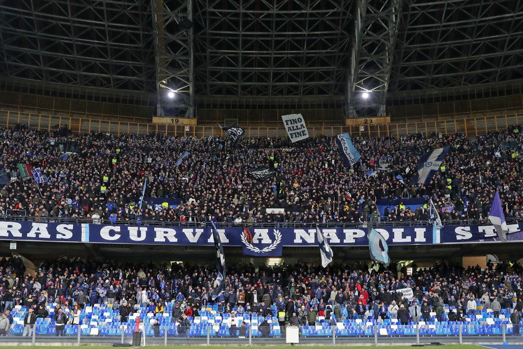 Napoli Inter, il dato