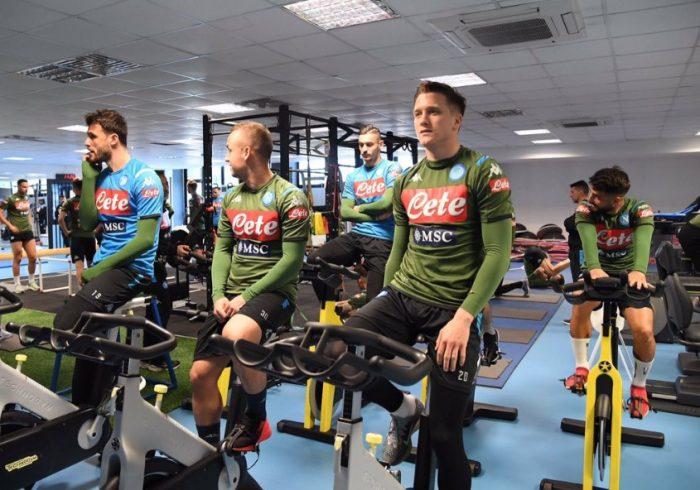 Serie A, ripresa degli allenamenti