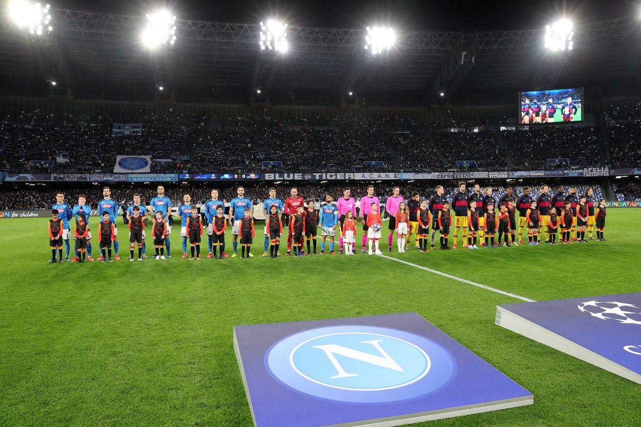 Insigne ed il siparietto per Napoli-Barcellona