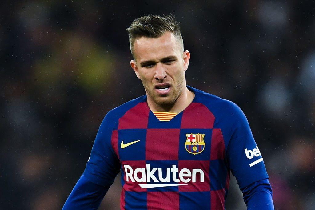 Arthur Barcellona Napoli