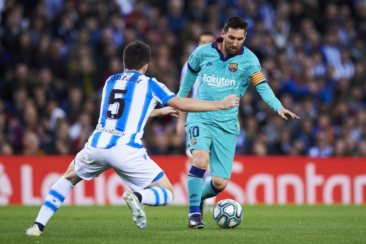 Barcellona Real Sociedad