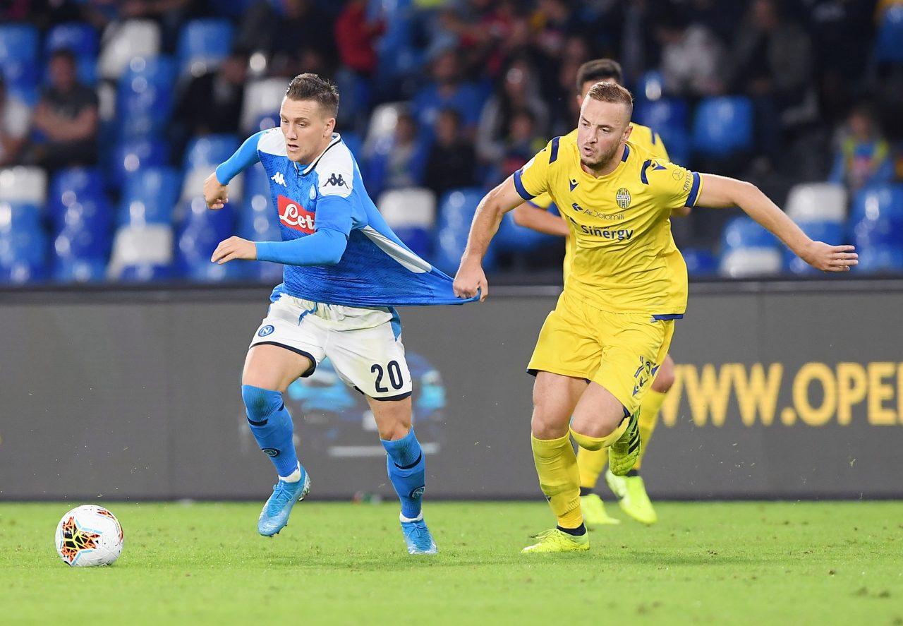 Serie A Verona Milan