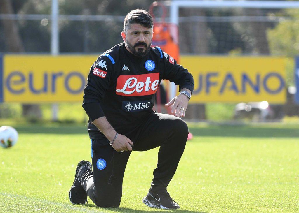Gattuso, il Napoli incontra la Procura Federale