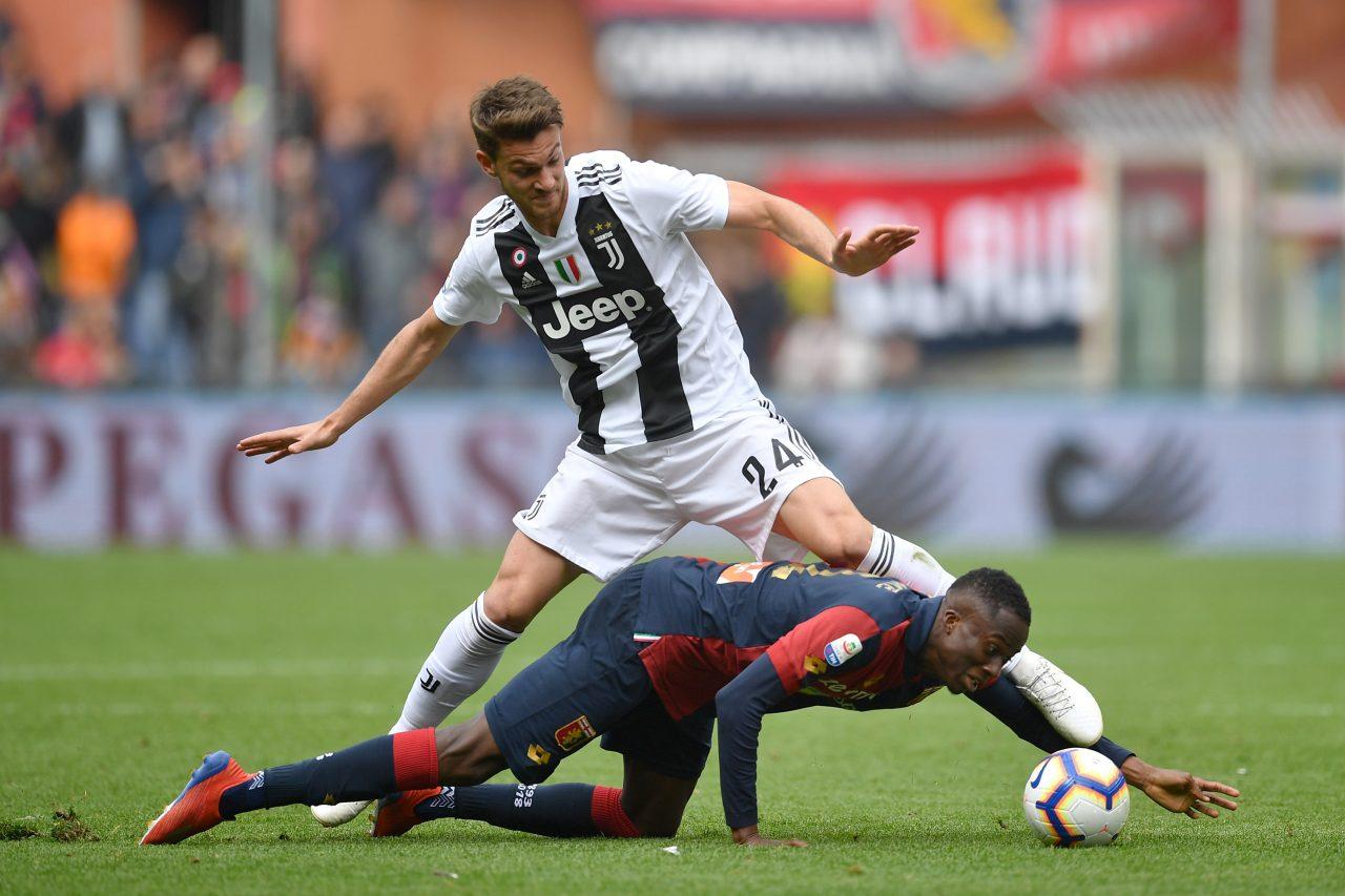 Juventus Rugani