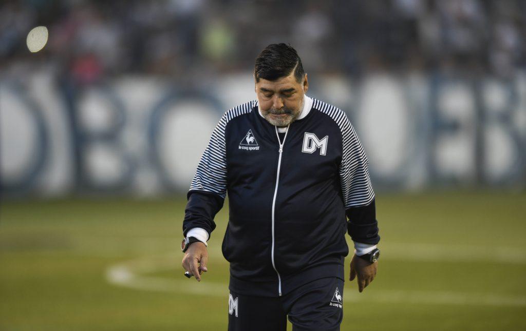 Maradona Cannavaro