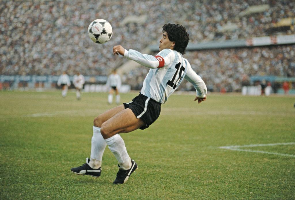 Maradona, le parole di Carmando