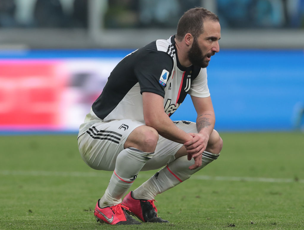 Higuain-Juventus, parla il padre