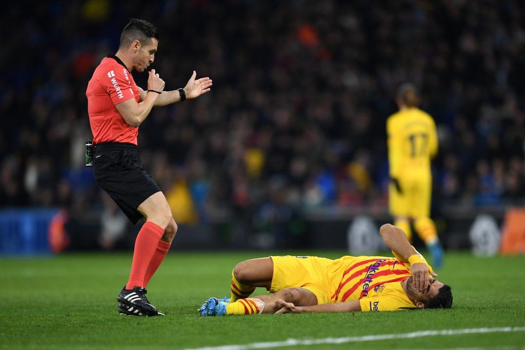 Barcellona, Suarez