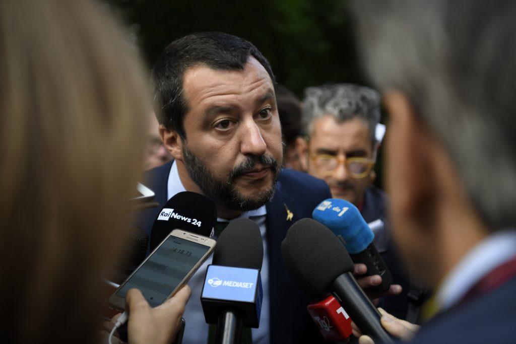 Salvini risponde a De Luca
