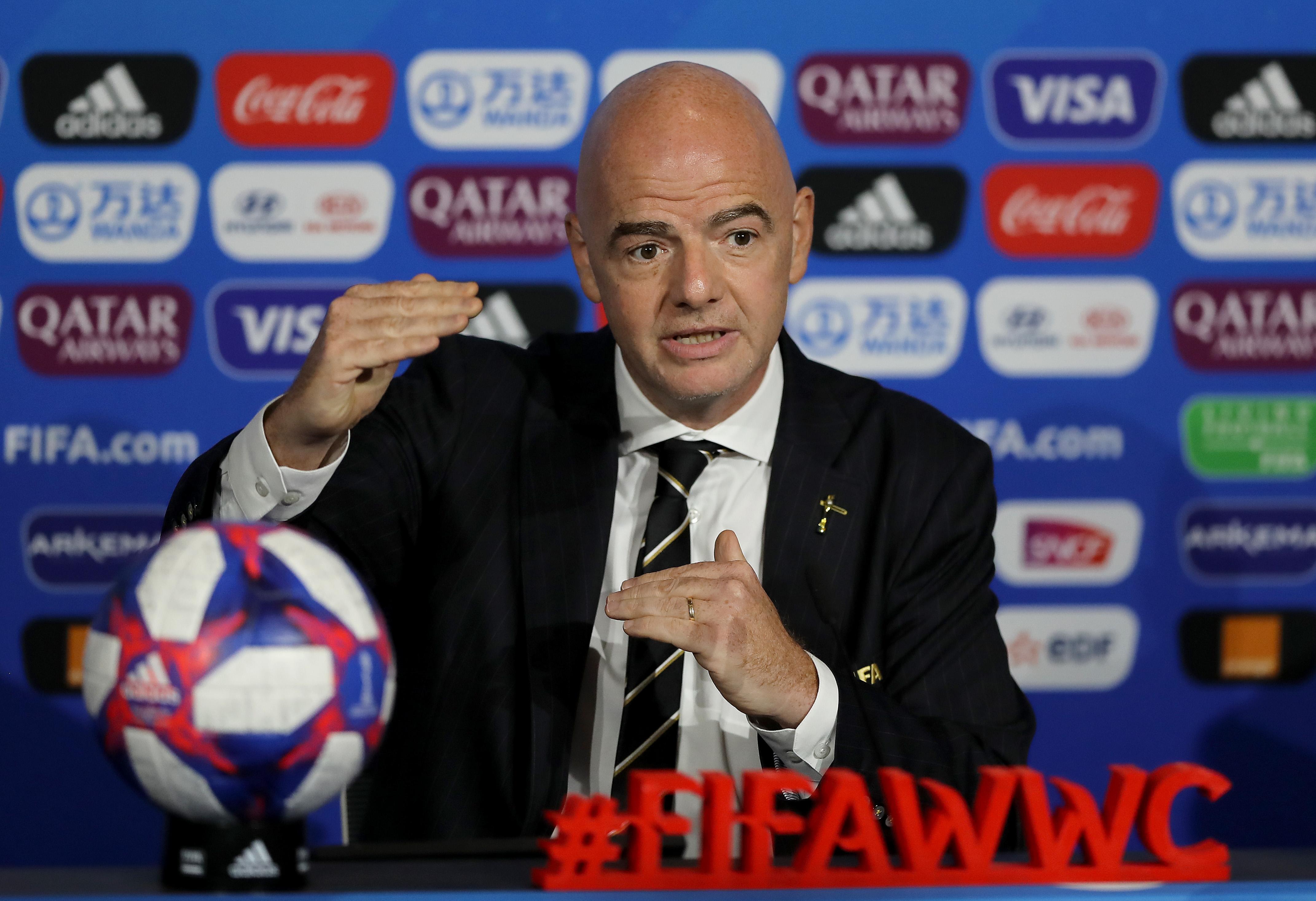 Fifa, la soluzione
