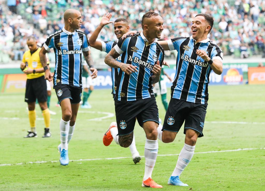 Everton Gremio Napoli
