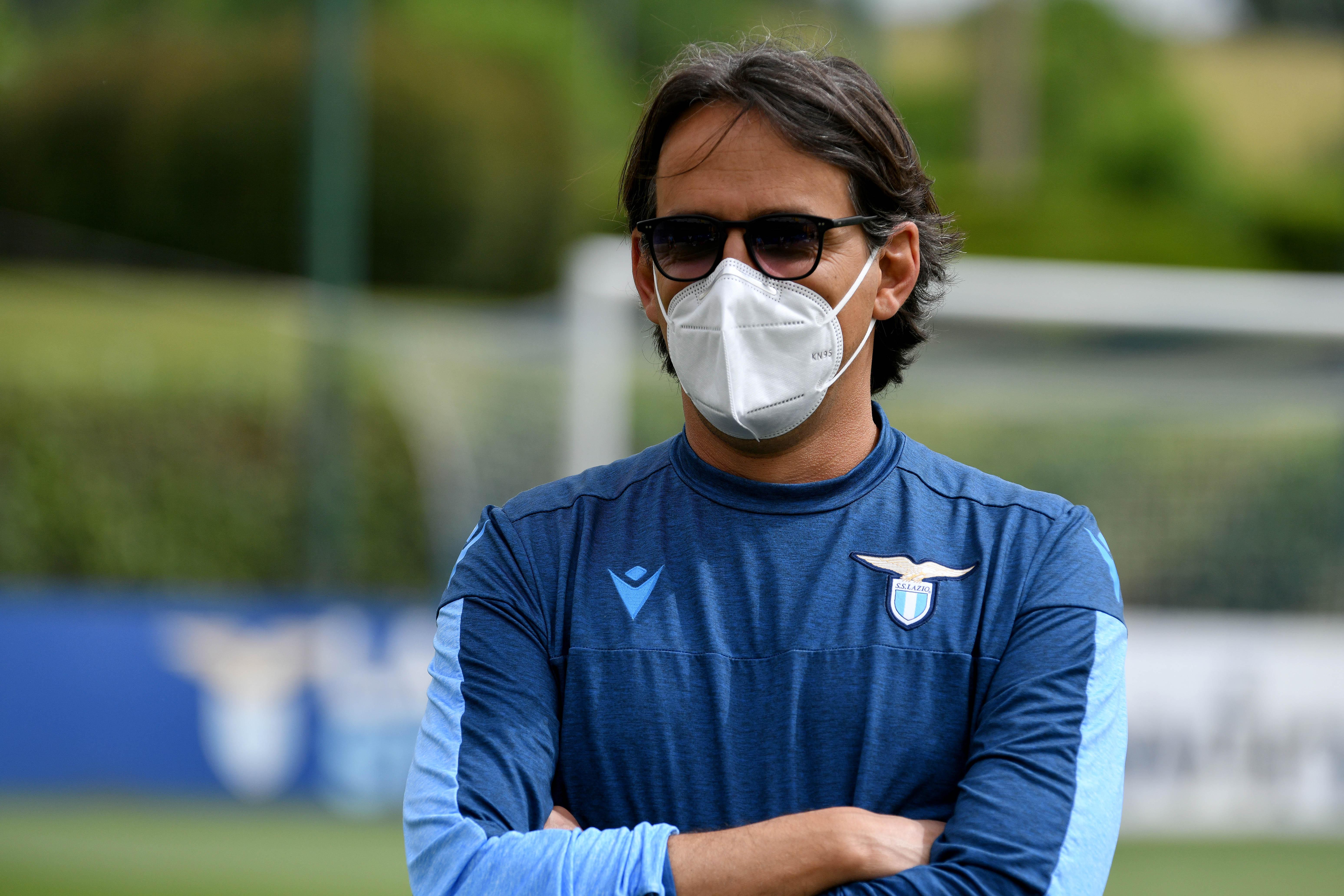 Inzaghi Napoli Lazio