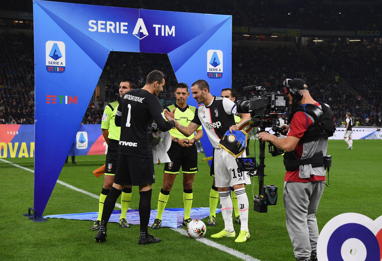 Serie A polemica Inter Juventus Milan