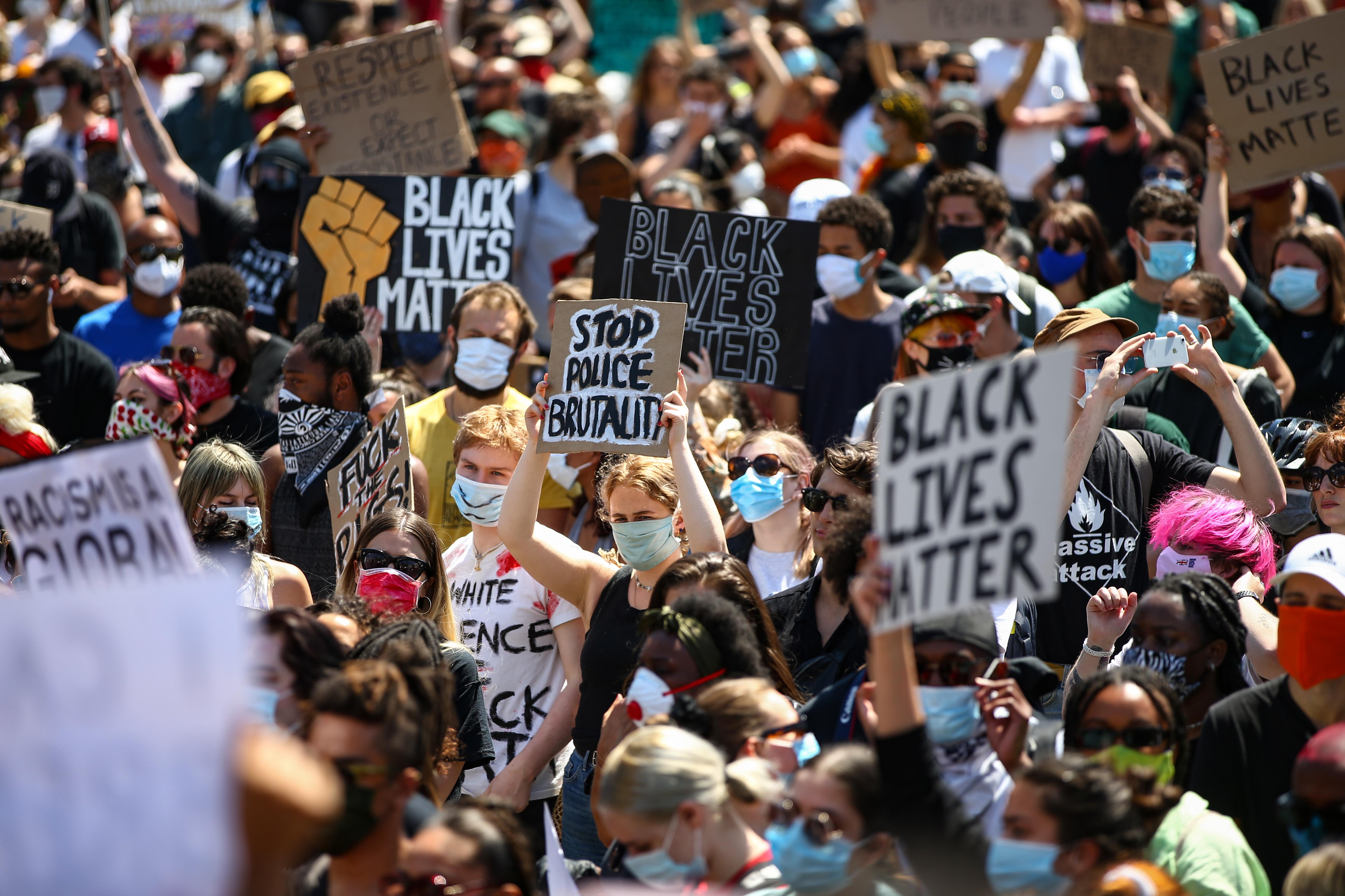 Stati Uniti proteste