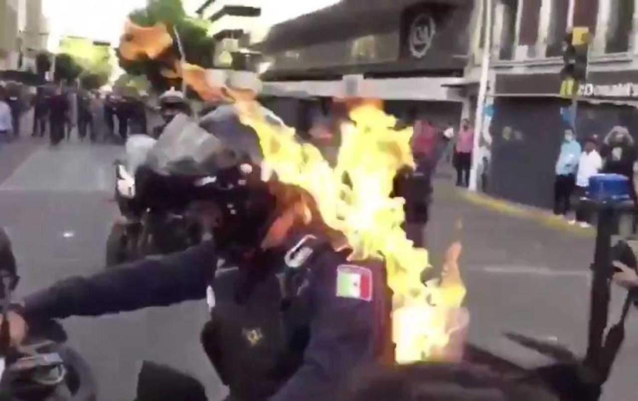 Poliziotto Messico