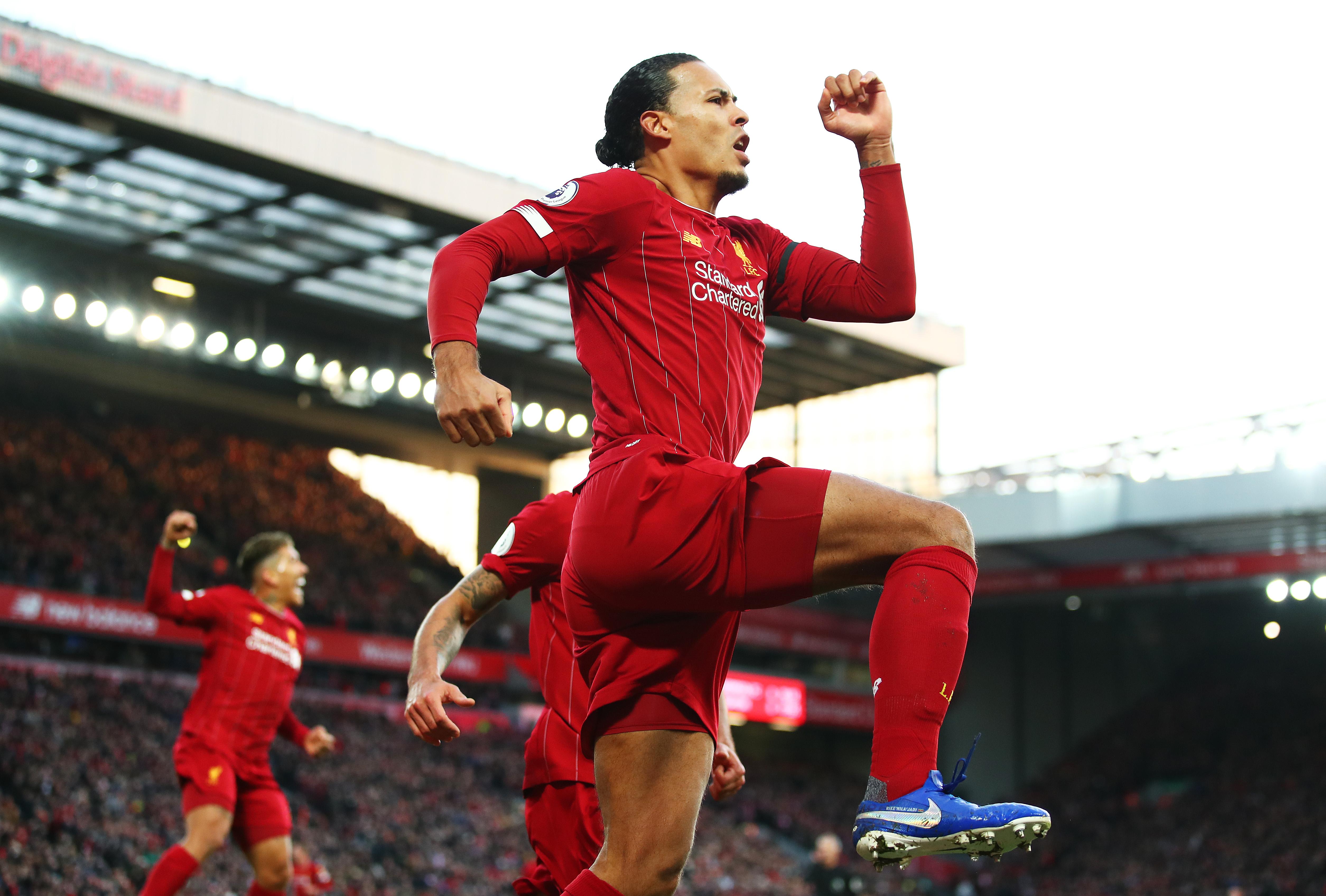 Premier League, Liverpool campione