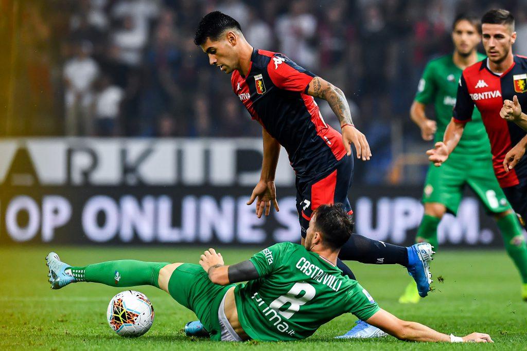 Romero Juventus Napoli